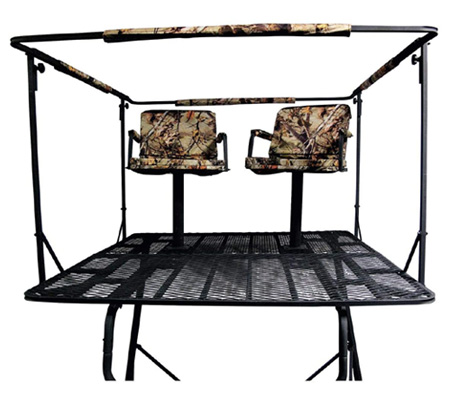 Best tree stand for bow hunting